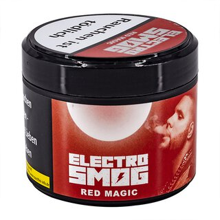 Electro Smog 200g Red Magic