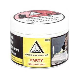 GAMA 200g PARTY (Blizzard Lemo)