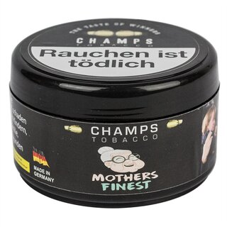 CHAMPS TOBACCO 200g MOTHERS FINEST