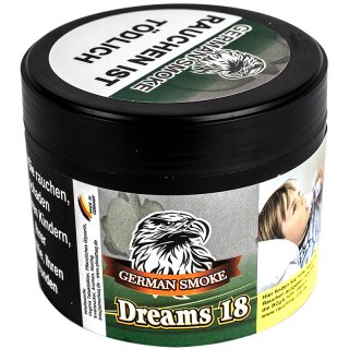 GERMAN SMOKE 200g Dreams 18