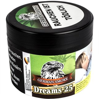 GERMAN SMOKE 200g Dreams 25