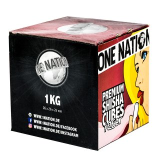 ONE NATION 20kg 26mm Karton