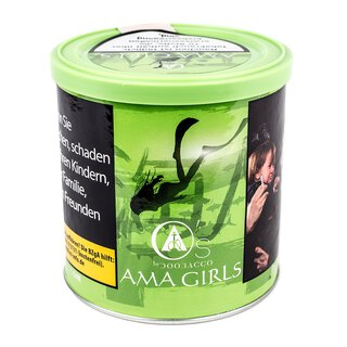 Os Tobacco Green 200g AMA GIRLS