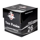 True Passion Kohle 1 Kg Karton