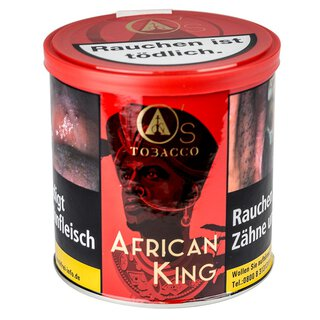 Os Tobacco Red 200g AFRICAN KING
