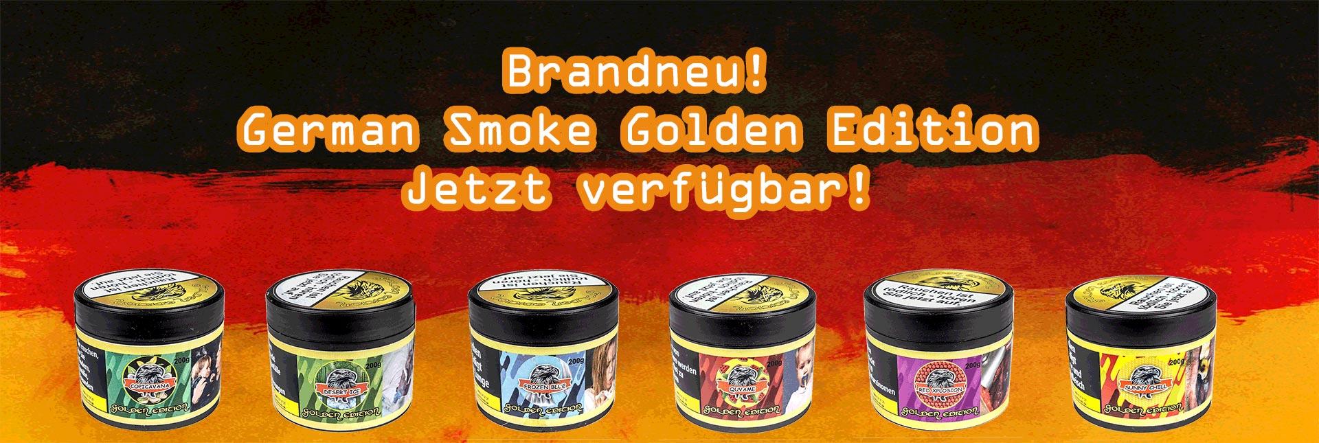 German Smoke Golden Edition