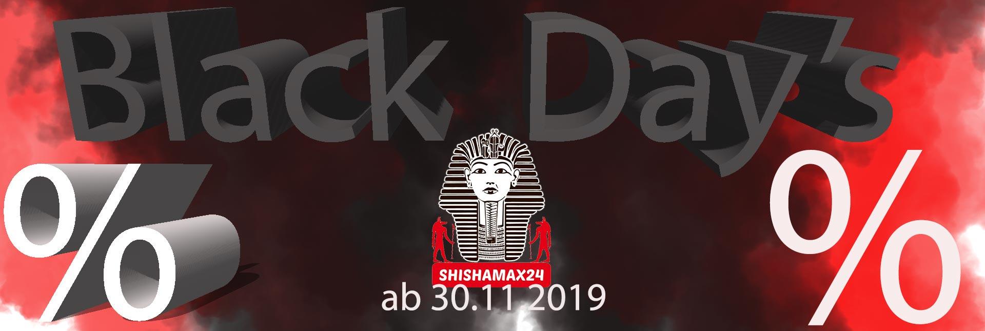 BLACK Day's