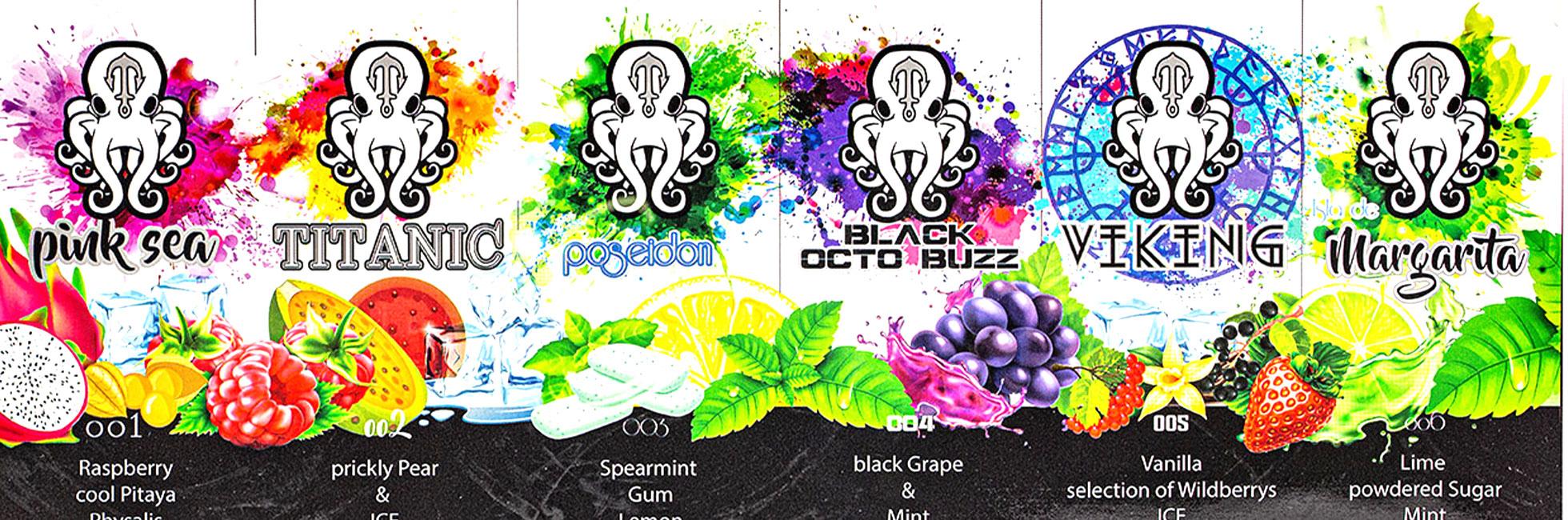 Octo-Buzz Tobacco