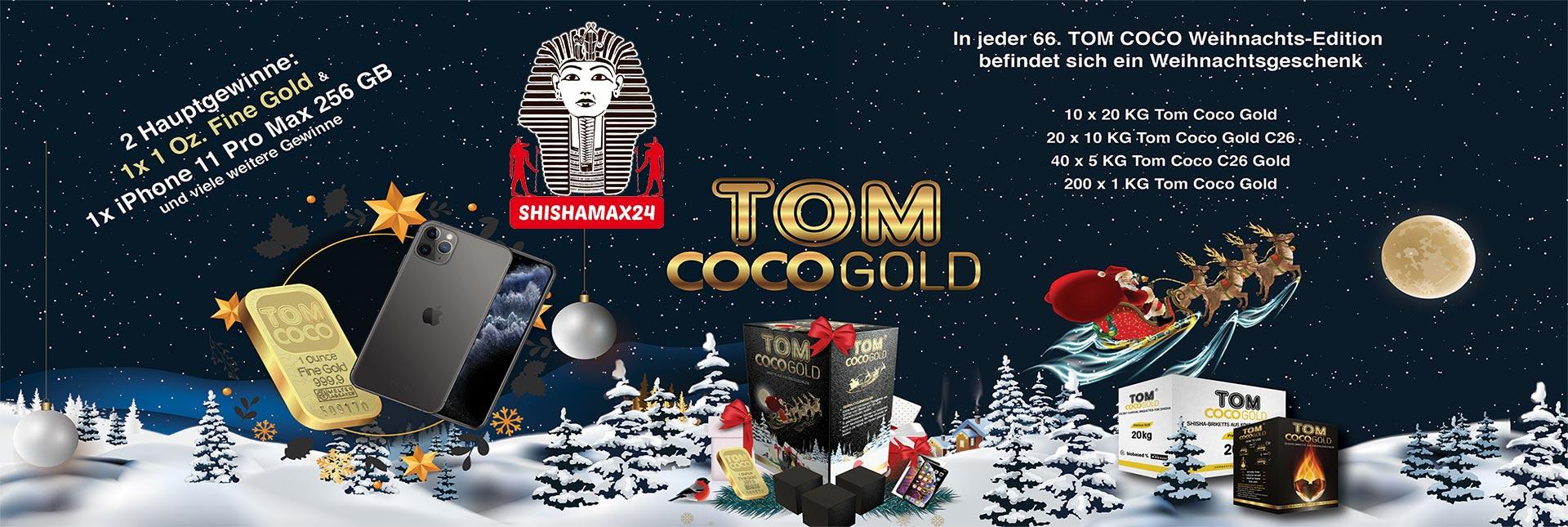 TOM COCOGOLD